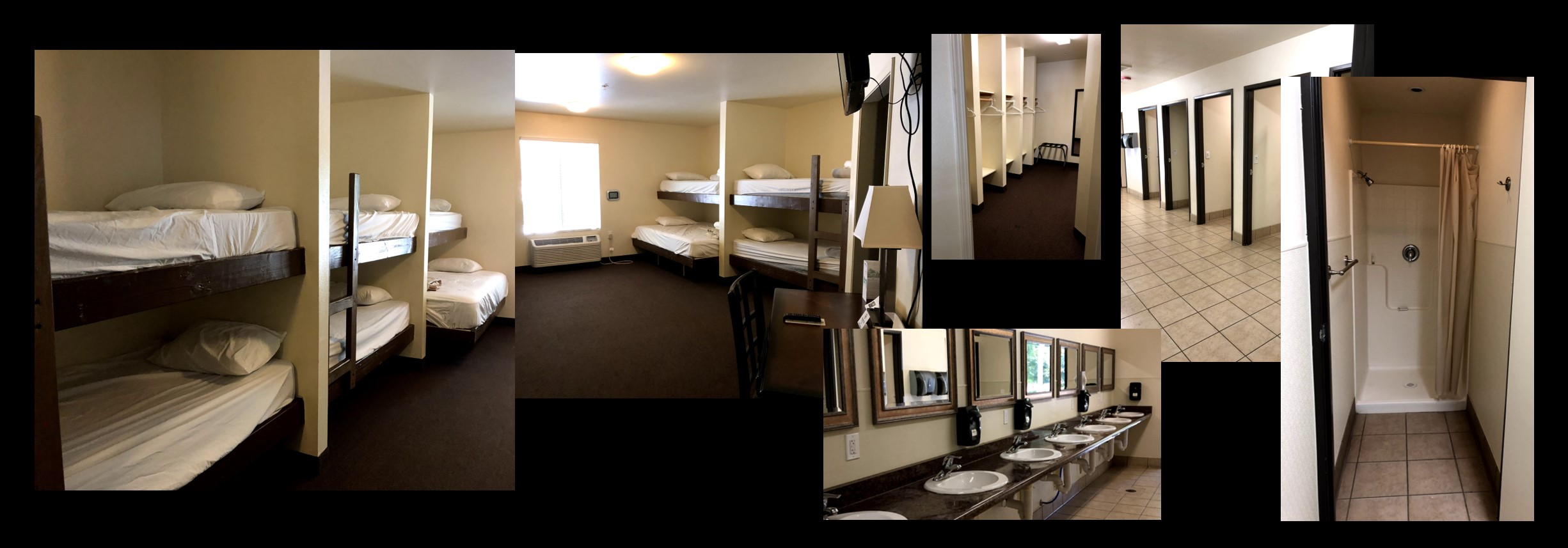 Dorms at Wonder Valley Ranch Resort